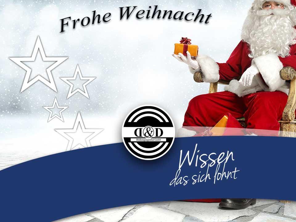 Frohe Weihnachten und einen guten Rutsch ins neue Jahr » D&D ...